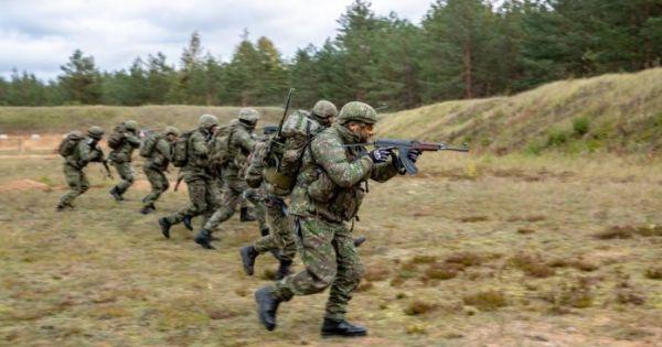 Мы против расширения военного полигона «Межа Мацкевичи» в Даугавпилсском крае (Латвия)