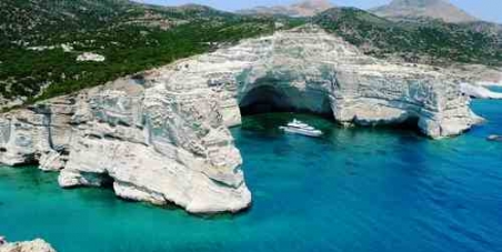 Save Milos Island from being polluted by Gold mining