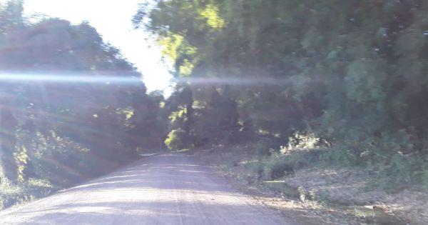 Asfaltamento da estrada Iguape/Sambaituba