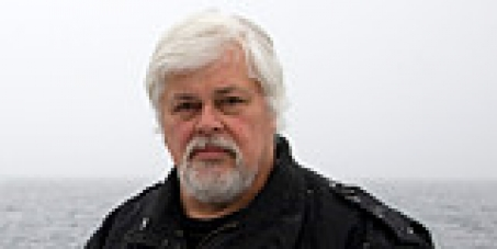 Free Captain Paul Watson of Sea Shepherd