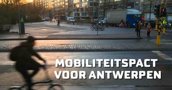 Mobiliteitspact voor Antwerpen