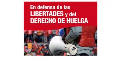 Sr. Presidente del Gobierno de España, D. Mariano Rajoy Brey: Por el derecho de huelga, en contra de la Ley Mordaza, por la LIBERTAD