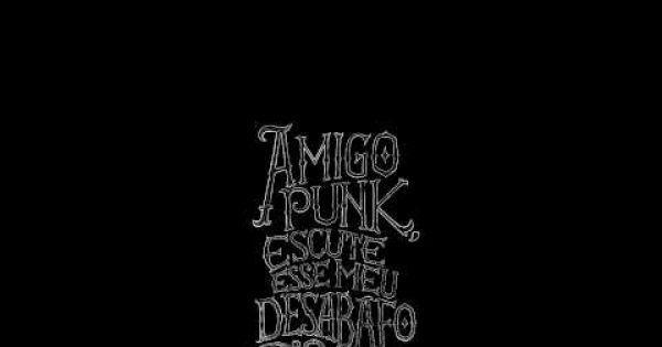 """Tornar """"Amigo Punk"""" o Hino Oficial de Porto Alegre"""