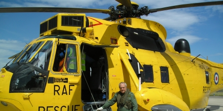 Ministry Of Defence: Save a Sea King for Moray and Scotland