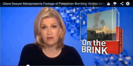 ABC World News: Apologize for lying about devastation in Gaza
