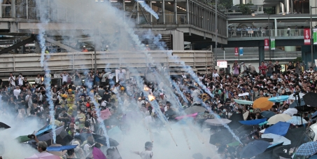 Stand with Hong Kong for the possibility of Democracy