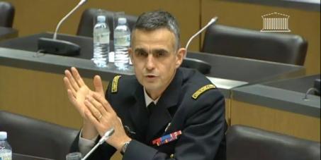 Le ministre de l'intérieur Manuel Valls: Qu'il n'y ait aucune sanction à l'encontre du général Soubelet Bertrand. Le général Soubelet aurait dû mentir à la commission de lutte contre l'insécurité de l'Assemblée nationale,