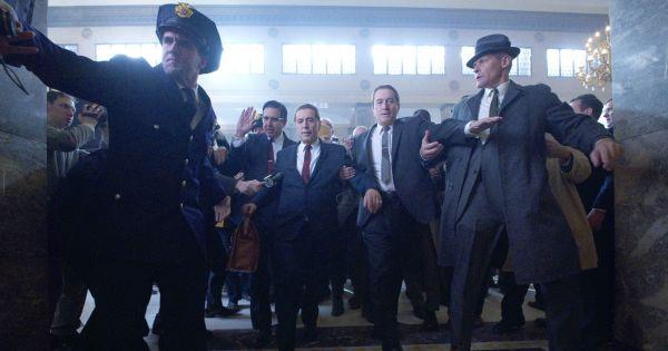 Netflix, queremos assistir o filme 'O Irlandês' nos cinemas