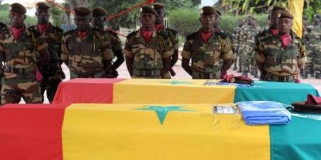 Mr Macky SALL président de la république du Sénégal: Nous sommes contre l'envoi de 2100 soldats Sénégalais au Yemen