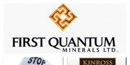 First Quantum Minerals Ltd & Kinross Gold: لا للتسريح الجماعي لعمال شركات المعادن في موريتانيا