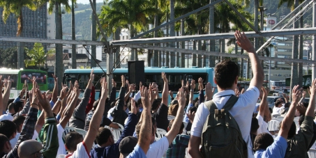 Catraca Livre em Florianópolis