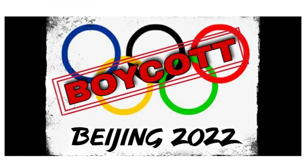 Boycott 2022 Olympic Games in China!