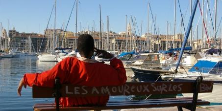 Nous voulons des bancs publics pour Marseille !