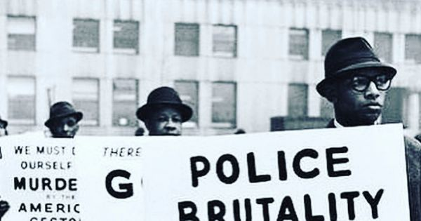 END police brutality-CHANGE THE LAW