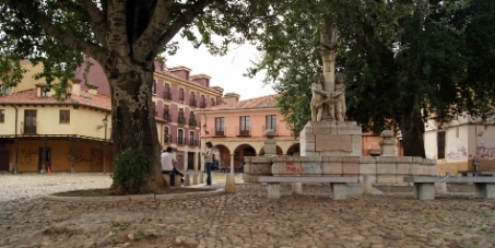 Ayuntamiento de León y Junta de CyL: Dejen como está la Plaza del Grano