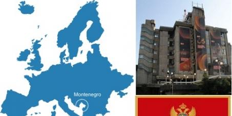 Déplacer le dépôt d'armes et de munitions de la Maison de la Radio et la Télévision du Monténégro (service public)