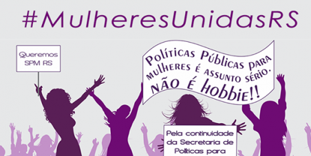 José Ivo Sartori: Mantenha a Secretaria de Políticas para Mulheres RS
