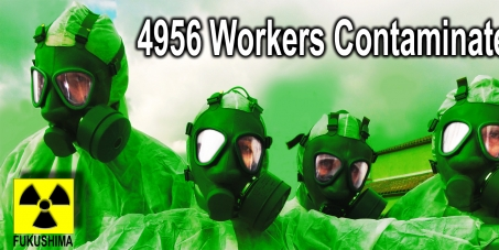 "FUKUSHIMA WORKERS DESERVE ""COMBAT"" PAY"