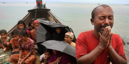 Protect Muslims in Myanmar