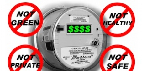 Stop US and Worldwide Smart Grid