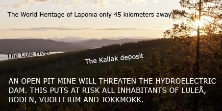 Stop mining in Jokkmokk!