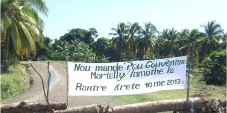 Le retrait de l'arrêté déclarant l'Île-à-vache comme zone touristique
