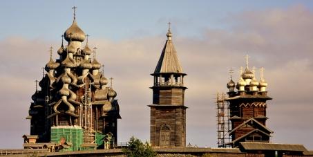Кижи: спасем памятник всемирного наследия!