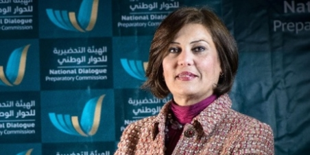 Justice for the murder of Salwa Bugaighis