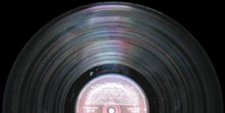 Isenção de tributação incidente sobre discos de vinil