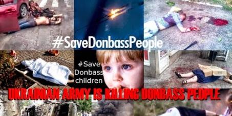Прекратить военные действия на Юго-ВостокеУкраины