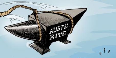 NON à l'austérité perpétuelle en Europe !