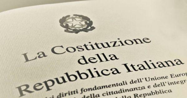 PORDENONE: RISPETTO DELLA COSTITUZIONE - ENTI FRUITORI DI BENI E AGEVOLAZIONI PUBBLICI