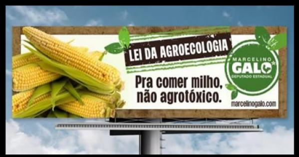 Assembleia Legislativa da Bahia : Aprove a Política Estadual de Agroecologia e Produção Orgânica