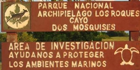 Revocar Decreto que desaloja a la Fundación Científica Los Roques de su Estación Biológica en Los Roques, Venezuela