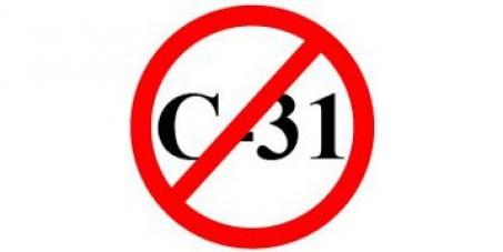 """Arrêtons le C-31 qui menace les réfugiéEs! Stop """"Refugee Exclusion"""" Bill C-31!"""