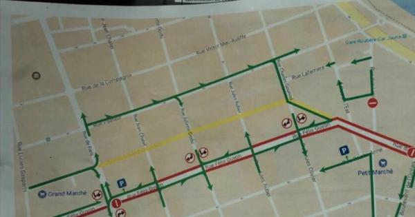 Municipalité de Saint-Denis: [Changement de circulation] Non aux décisions arbitraire sur Saint-Denis!