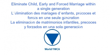 End child, early and forced marriage in a single generation by 2030.