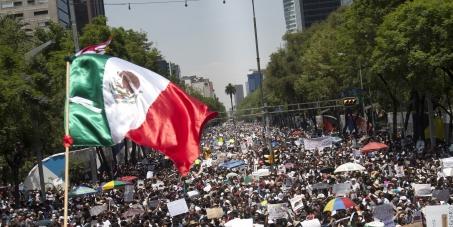¡NO AL FRAUDE ELECTORAL MÉXICO 2012!