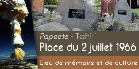 Ne détruisez pas le mémorial des victimes des essais nucléaires en Polynésie