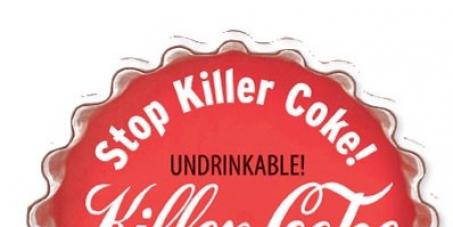Contre l'implantation de nouvelles usines Coca-Cola en Inde!