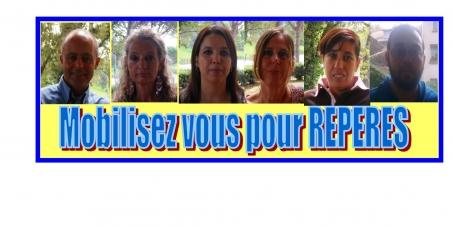 Mme le Maire d'Avignon et M. Le Préfet de Vaucluse: SAUVEZ L'ASSOCIATION REPERES !
