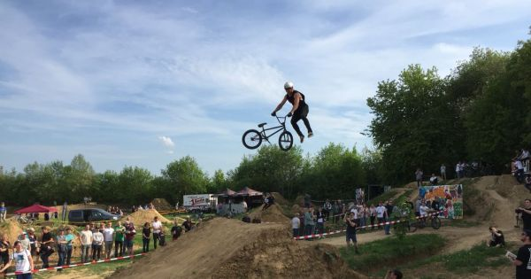 Gemeinderat Leingarten: Erhaltung des Bikepark Leingarten