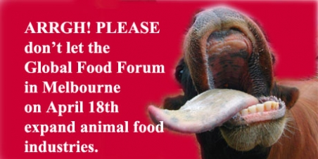 Stop Australian Animal Food Industries Expanding in Asia
