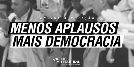 Democracia de verdade no Figueirense: três mudanças no novo estatuto.