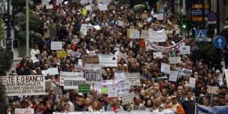 Que se devuelva al pueblo Español, los ahorros estafados con las Participaciones Preferentes