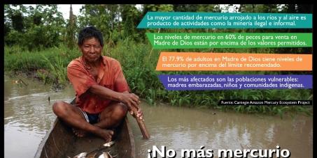 NO MAS MERCURIO EN NUESTROS CUERPOS