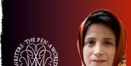 Save Nasrin Sotoudeh's life