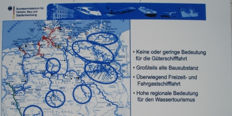 Stoppt die Zerstörung unseres Wasserverkehrsnetzes durch die WSV-Reform! Keine Privatisierung unserer Flüsse Seen&