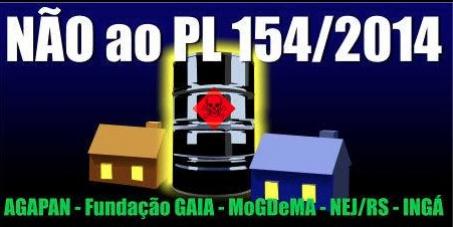 Deputados da CCJ da Assembleia Legislativa do Estado do Rio Grande do Sul: Rejeitem o PL 154/2014 e impeçam que outro semelhante entre na Casa