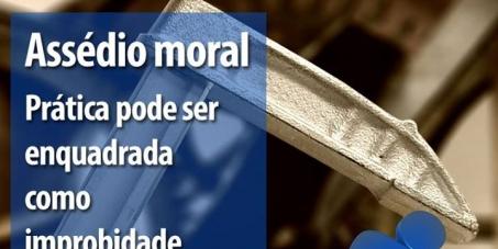 "Criminalize o Assédio Moral aprovando a ""Lei Regina Célia Leal"""